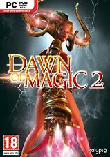 Dawn of Magic 2 (Pc Dvd) Nuevo Sellado