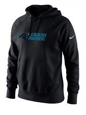 🏈 Carolina Panthers Nike Therma-Fit NFL Lockdown XXL Fleece Lined Hoodie $65