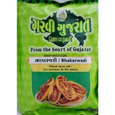 GARVI Gujarat Doux épicée 2 packs (285 g) x bhakarwadi & 2 packs (285 g) X Tam T...