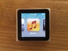 Apple Ipod Nano 6th Generación Plateado (16GB)