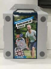 Triumph Insulated 12-Pack Cooler Washer Toss Game w/ Instructions Euc
