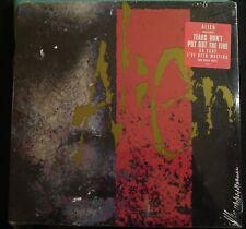 Alien 1988 Factory Sealed LP Virgin Records Heavy Metal Big Hair Band Hard Rock