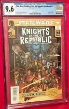 STAR WARS Knights Of The Old Republic Handbook 1 CGC 9.6 Zayne Lucien Crusaders