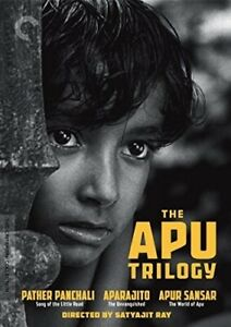 The Apu Trilogy (Criterion Collection) [Used DVD]