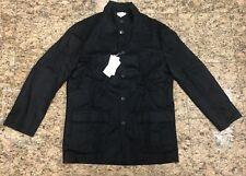 AGNONA Men's Black 100% Cashmere Jacket
