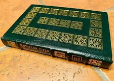 New listing Wendy Wasserstein Signed Bachelor Girls Easton Press 1st Edition Leather Bound.