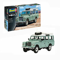 Land Rover Series III LWB 109 Station Wagon Defender 110 - Revell 07047 Bausatz