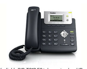 Yealink Enterprise SIP-T21P E2 IP Phone Iso 9001