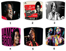 James Brown Godfather of Soul Lampshades Ideal To Match james brown Record Album