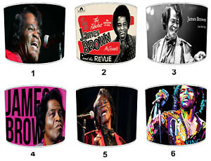 James Brown Godfather of Soul Lampshades Ideal To Match james brown Wall Posters
