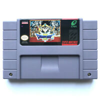 Dragon Quest III for snes English translate