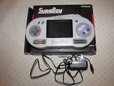 HYPERKIN SUPABOY PORTABLE POCKET SNES CONSOLE WITH BOX HANDHELD SYSTEM CONSOLE