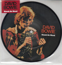 "David Bowie Glam Rock 7"" Singles"