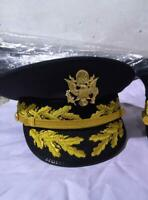 Male General Officer ASU Service Cap Reproduction