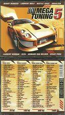 MEGA TUNING N° 5 : Le meilleur de MEGA TUNING ( COFFRET 4 CD )