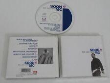 Soon E Mc/ Rap. Jazz. Soul (Emi 7810412) CD Álbum