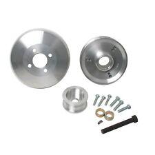 Engine Crankshaft Pulley and Idler Pump Pulley Set BBK Performance Parts 15550
