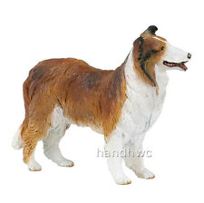 Papo 30230 Collie Dog Toy Animal Canine Figurine Model Replica - NIP