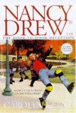 The Nancy Drew Files 140: Door to Door by Carolyn Keene (Paperback, 1997)