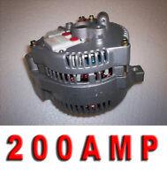 300 AMP 11269 Alternator Ford Mercury Mazda 2.3L High Output Performance HD USA
