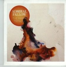 (CW14) Admiral Fallow, The Paper Trench - 2012 DJ CD