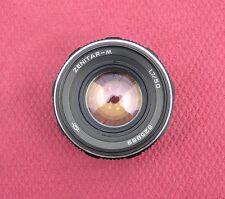 Zenitar-M 50 мм f/1.7 m42 für Pentax SLR Zenit Nikon Canon #825889 Export EXC