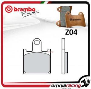 Brembo Racing Z04 pastiglia freno anteriore sinterizzata KAWASAKI ZX6R 2007>