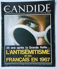 ► CANDIDE 318/1967 - SVETLANA STALINE - CATHERINE DENEUVE - ASLAN - JAMES JOYCE