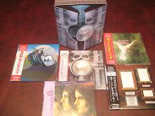 EMERSON LAKE & PALMER REPLICA JAPAN OBI 5 OBI CD LIMITED 20 BIT K2 MASTERED BOX