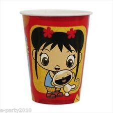NI HAO KAI-LAN 9oz PAPER CUPS (8) ~ Birthday Party Supplies Beverage Nick Jr
