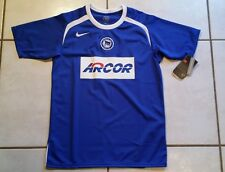 NWT NIKE Hertha BSC Berlin Soccer Jersey Boys  XL