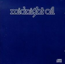 MIDNIGHT OIL SELF TITLED REMASTERED CD 2014 NEW
