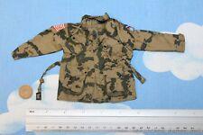 21ST CENTURY 1:6TH échelle ww2 US Airborne Woodland Veste Avec Ceinture CB36009