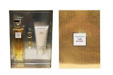 5th Avenue by Elizabeth Arden 3 Piece Gift Set (4.2oz EDP+ Mini + Body Lotion)