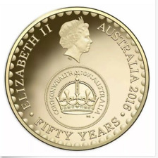 2016 Australian 2 dollar Coin Changeover 50 th UNC