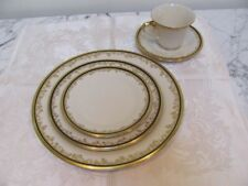 "NEW WITHOUT BOX* Lenox ""ECLIPSE"" 5-Pc Place Setting SUPREME COND $85. BUY-IT-NOW"