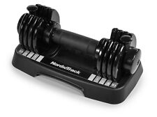 NordicTrack Select-A-Weight Adjustable Dumbbell 2.5-12.5 LBS! Brand new!!
