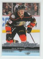 (70454) 2014-15 UPPER DECK YOUNG GUNS MAX FRIBERG #487 RC
