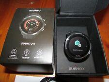 New listing Suunto 9 Baro GPS Watch - HR Smart Watch - Running, Triathlon - Black