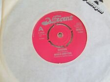 Marcia Griffiths 'Question / Roots' UK Different reggae roots 45 exc