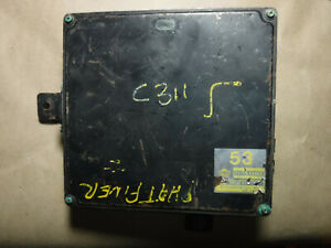 For 1987-1995 Nissan Pathfinder Computer Control Relay SMP 76855TX 1990 1988