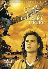 Whats Eating Gilbert Grape (DVD, 2006, Special Collectors Edition)