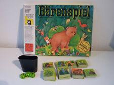 Bärenspiel von Herder, Spiel des Jahres Kritikerpreis 1983, vollständig