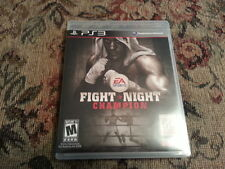 (NEW, NOT SEALED!) Fight Night Champion (Sony PlayStation 3, 2011)