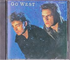 Go West Selftitled Japan 1st CD 1985 CP32-5073 Very Rare