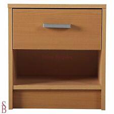 Venetia / Napoli 1 Drawer Bedside Chest - BNIB - Table Cabinet