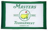 Masters Flag Green 3x5 Ft Golf Banner Augusta - Golf Metal Grommets