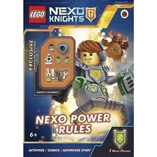 LADYBIRD, LEGO NEXO KNIGHTS: Nexo Power Rules, Paperback, Very Good Book