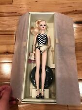 Barbie Debut Zebra Swimsuit Fashion Model Collection Silkstone 2008 N5006 NRFB
