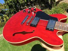 Gibson ES-339 Gloss Cherry Lefty Left Handed w/ COA